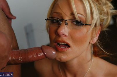 Lusty mentor has some cunnilingus and anal pounding pleasure with her student
