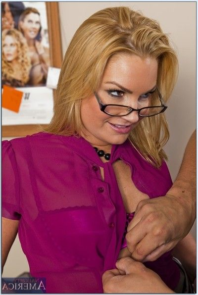 Horny MILF tutor Flower Tucci getting her calm gazoo bonked