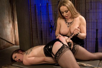 Bella rossi craves to be knocked down a notch since her elevated status as a domm