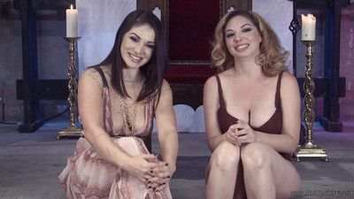 Eager to do whatever for her emperor, kiki daire is poking she is so rough sh