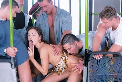 Alexa may satisfies plenty of giant knobs in a enthusiastic orgy