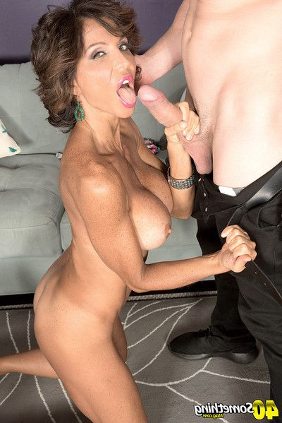 Milf lyla lali having a vast penis in her taut waste