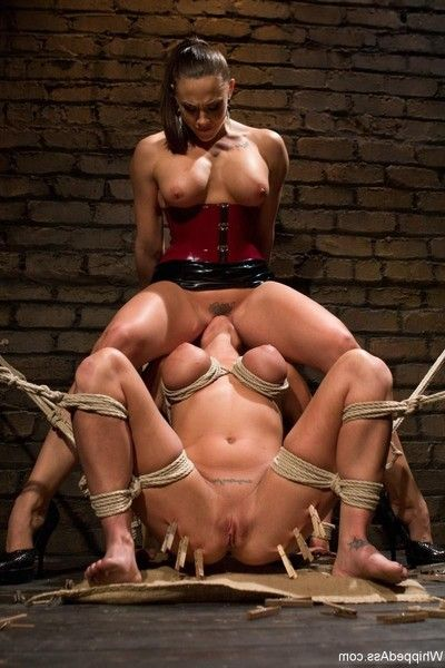 Chanel preston dommes on whipped wazoo for the number 1 time