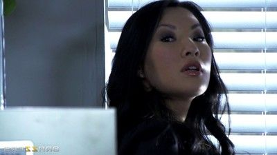 Oriental mastix asa akira per has having benefit from at her turn over place