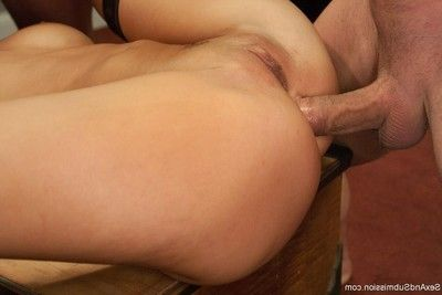 Asa akira, the sexiest oriental in the grandpa porn industry, benefits from massive severe sex,
