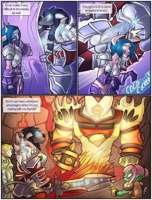 [Shia] Undoing Cow (World of Warcraft)