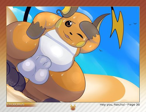 [Various Artists] Hey You, Raichu!!