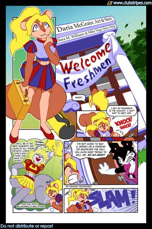 [Daria Mcgrain] Welcome Freshmen