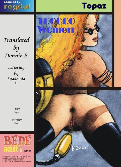 [Topaz] 100000 Women [English] {Donnie B.}