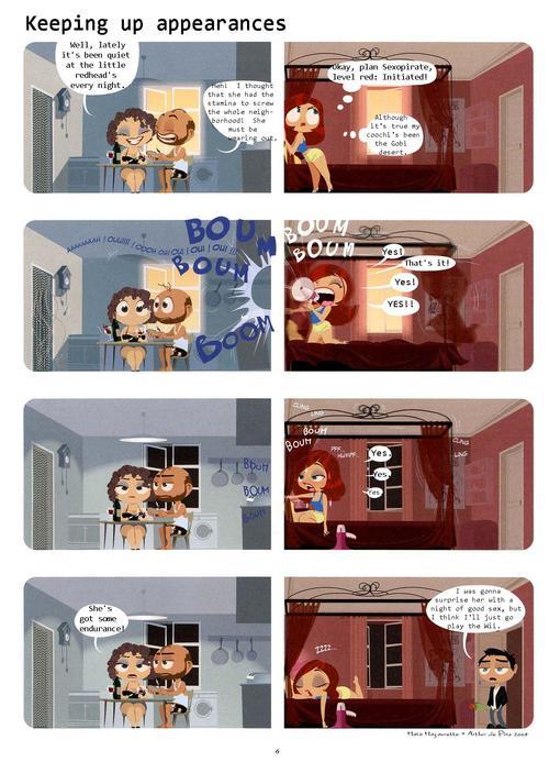 [Arthur De Pins] Peches Mignons #3 [English] {NotAGodComplex}