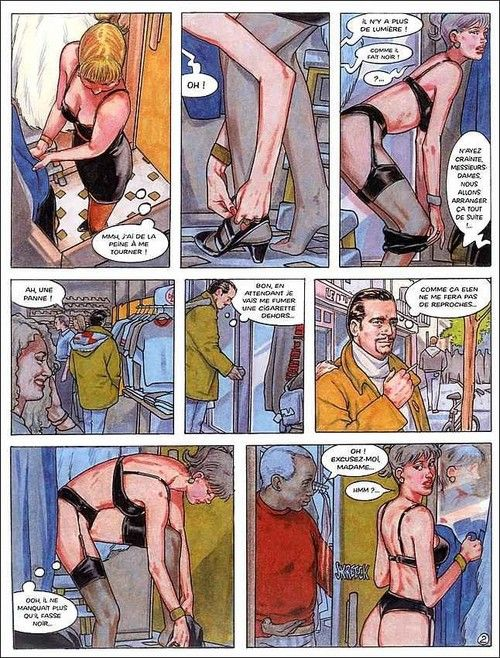 Porn comics with hot unreserved being fucked hard