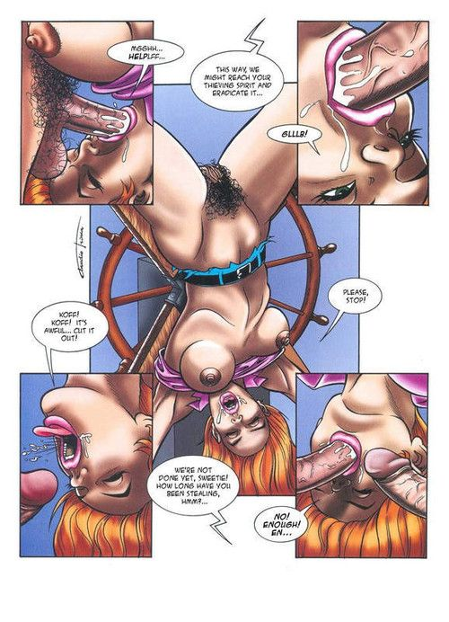 Unsubtle caught peculation gets cruelly punished and gets screwed in every hole by a b