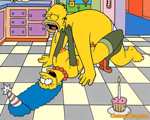 Its marges birthday and homer has a very special gift for her he makes his very