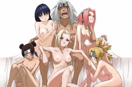Gaara fuck shaved vagina of Sakura