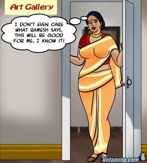 Velamma 62- A Piece be beneficial to Wiliness - part 3