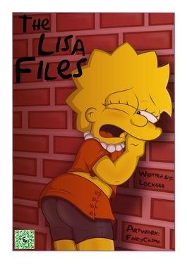 Eradicate affect Lisa files – Simpsons