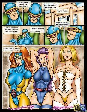 X-Men- X-Men Girls