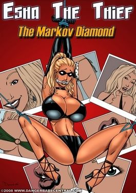 Esha rub-down the Thief- Markov Diamond,DeucesWorld