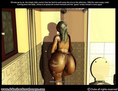 Ms Jiggles 3D – Fidelity 2- Duke Honey - part 2