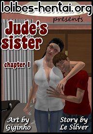 Jude's sister – Birthday's gift
