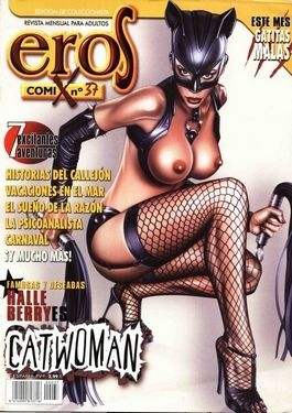Catwoman Carnaval