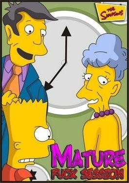Simpsons- Mature Fianc