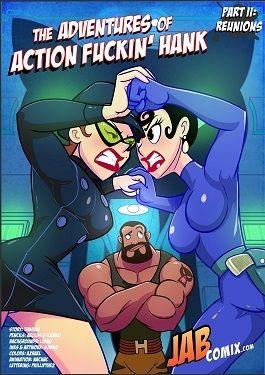 Adventures be required of Action Fuckin' Hank 2