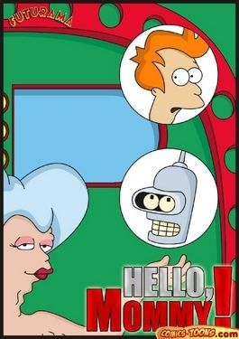 Futurama Hello Mommy