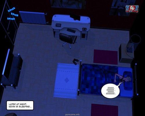 Y3DF- Can't Sleep - part 3