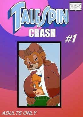 TaleSpin- Crash.1