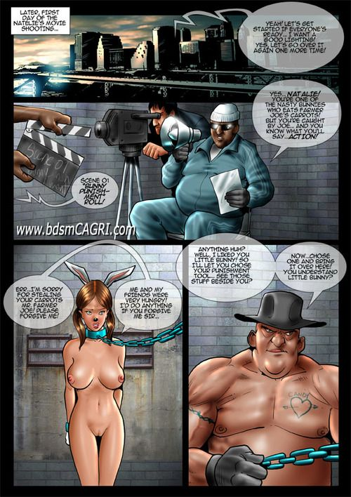 Chum around with annoy Punisher Inc- bdsmCagri - accoutrement 2