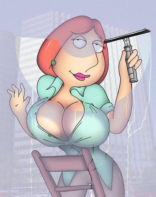 Lois Griffin!!