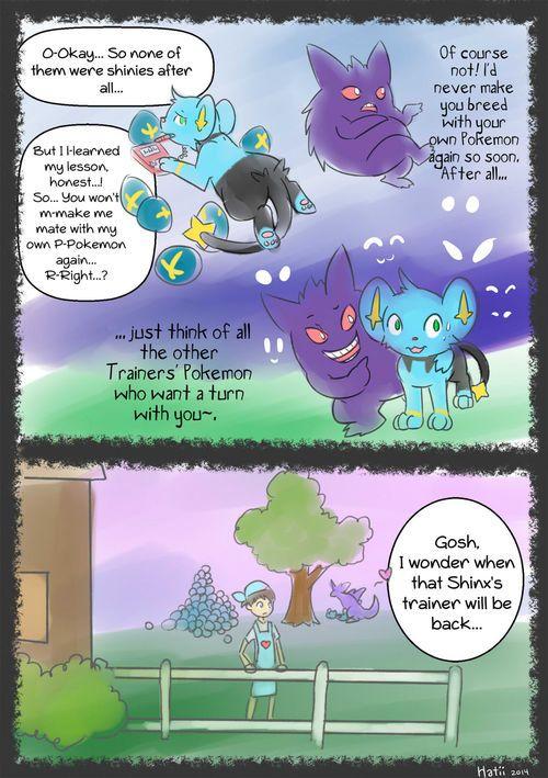 [Hatii] Destiny Horrify (Pokemon)