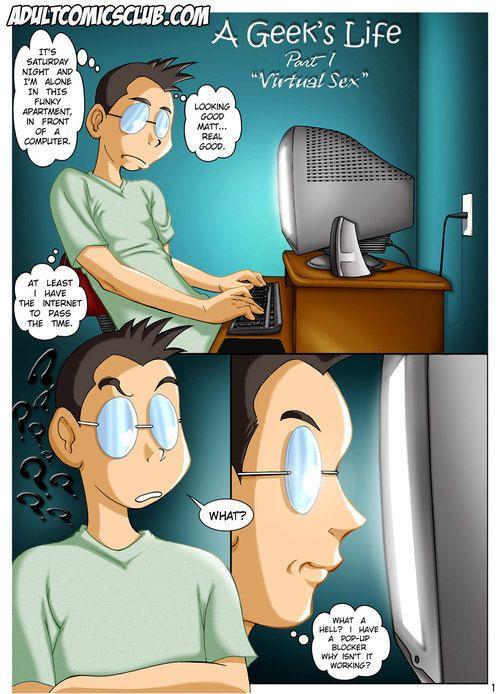 [Melkor (Romulo Mancin)] A Geek\