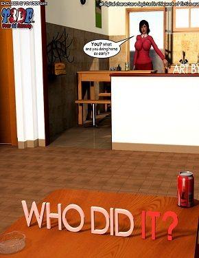 Y3DF- Who Did IT