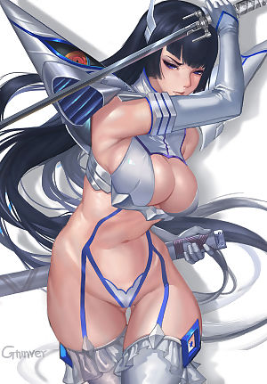 Kill la Kill Collection - part 2