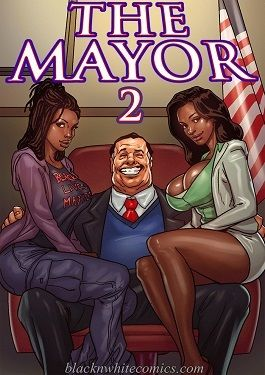 The Mayor 2- Blacknwhite