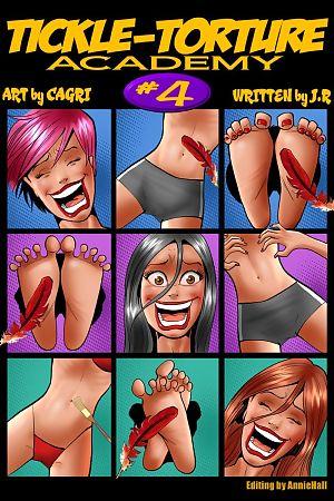 Tickle – Torture Academy 4