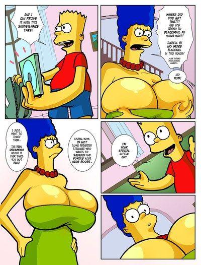 The Return of Large Marge- Simpsincest - part 2