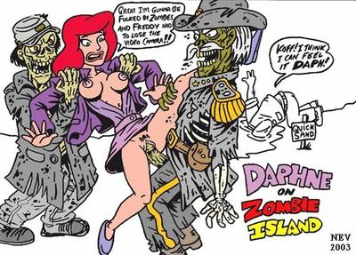 Velma Dinkley in XXX Comics pics