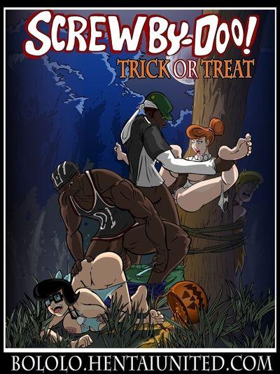 XXX Scooby Doo Comics sex