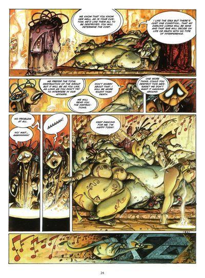 [Alfonso Azpiri] The Eye of Dart-An-Gor [English]