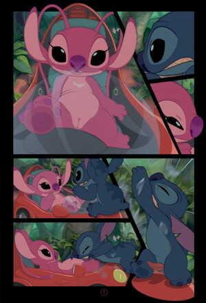 Angel & Stitch