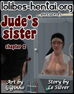 Lolibes Hentai- Jude's sister 2-Thinking of him