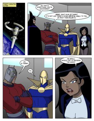 Justice League -The Great Scott Saga 3 - part 5