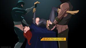 Slave Crisis 2 - The Dark Maiden - part 2