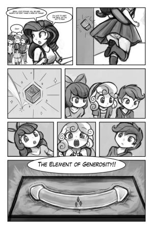 The Cutie Mark Crusaders - The Element O…