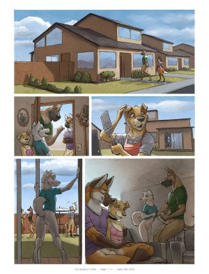 The Neighbors Wife