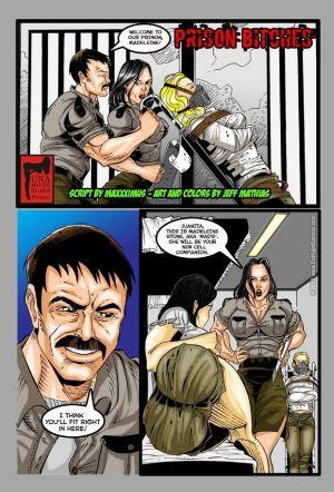 Prison Bitches 8