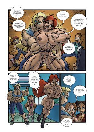 Kartoon Warz 1 - Bigger And Bigger - part 2